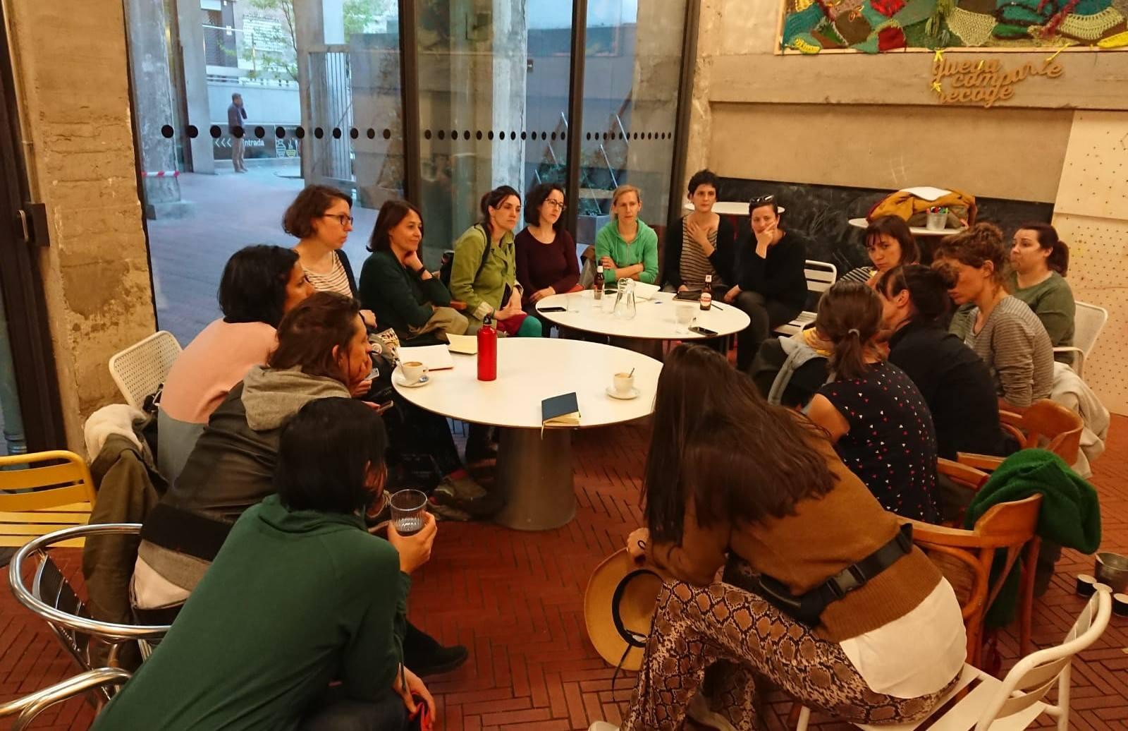 Reunión Madres por el clima